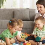 Begeleider in de gezinsopvang